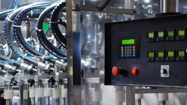 Impianto di automazioni industriali